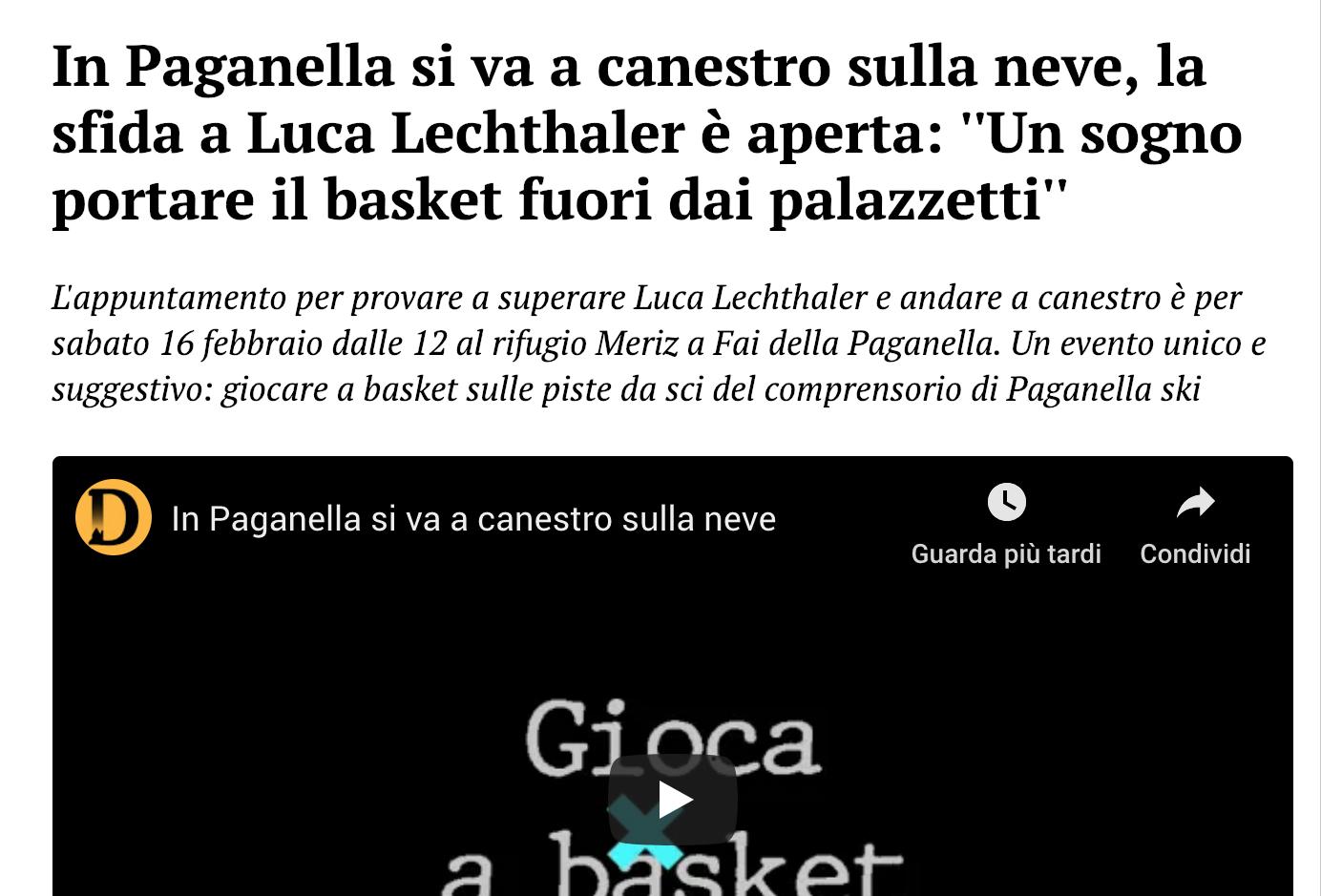 www.ildolomiti.it